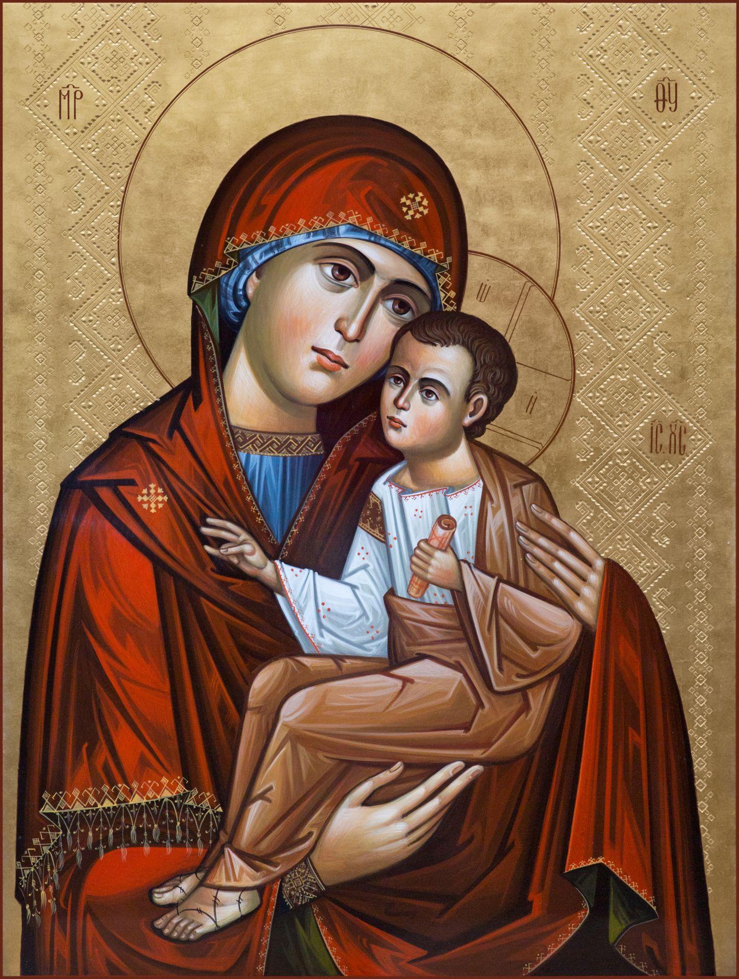 """Освячення Коломийської ікони Пресвятої Богородиці """"Це Мати твоя"""""""